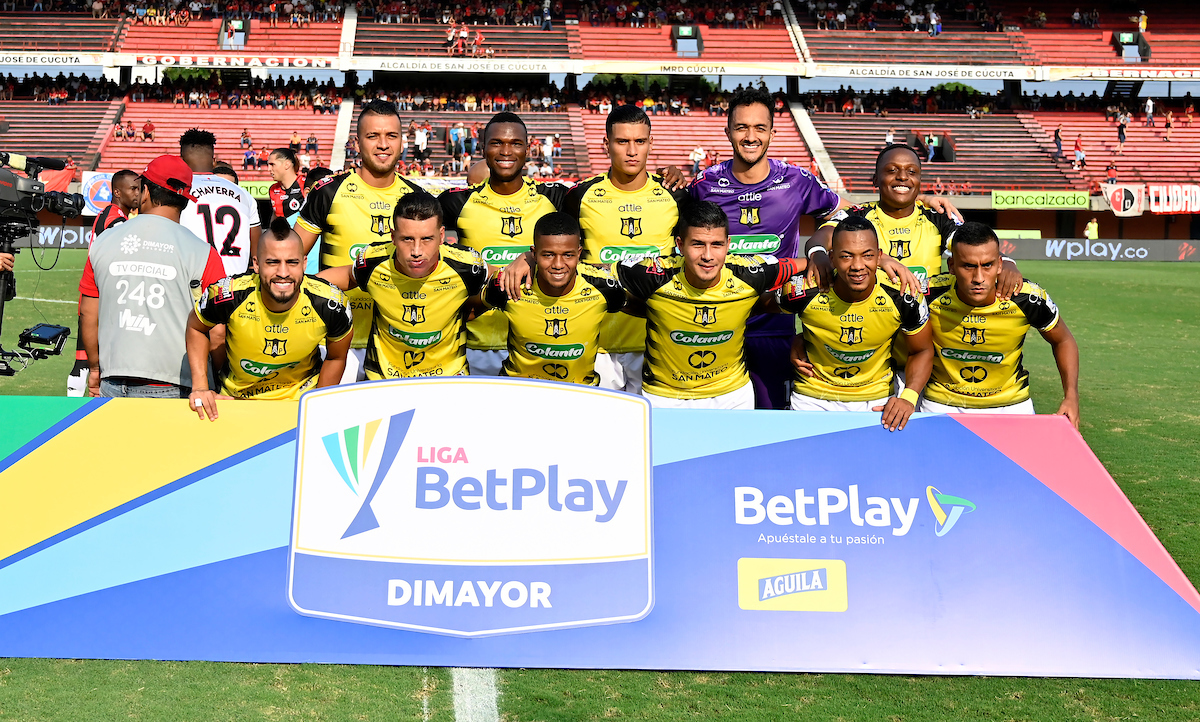 Fecha 4 Cucuta Deportivo Vs Alianza Petrolera Dimayor