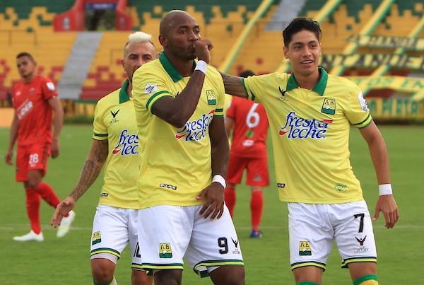 Fecha 10 Atletico Bucaramanga Vs Patriotas Boyaca Dimayor