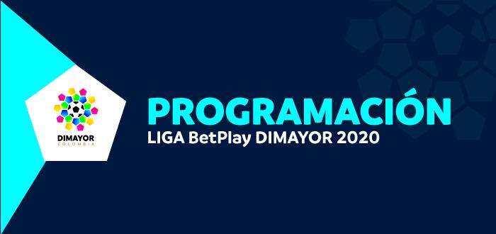 Programacion De La Fecha 9 En La Liga Betplay Dimayor 2020 Dimayor