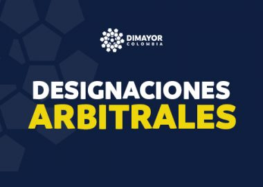 Designaciones arbitrales FPC