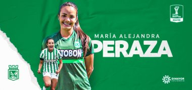 actual Liga Femenina BetPlay DIMAYOR 2021, María Alejandra Peraza
