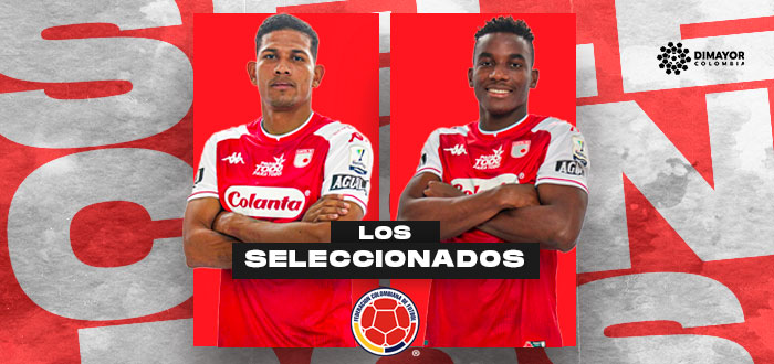 Convocados a la Selección Colombia