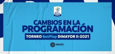 Torneo BetPlay DIMAYOR 2021