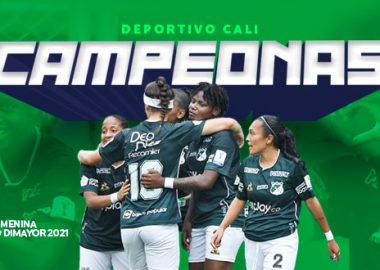 Deportivo Cali campeón Liga Femenina BetPlay 2021