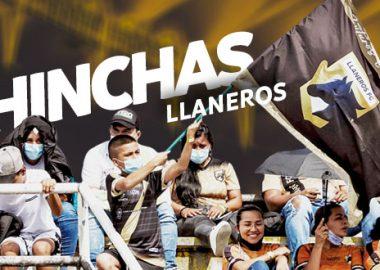 Tarjeta Llaneros FC
