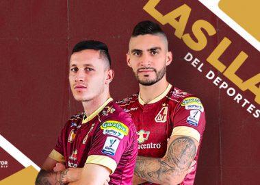 Gustavo Ramírez y Guillermo Celis
