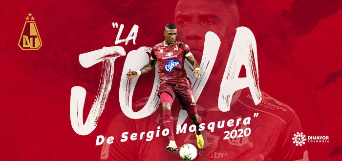 La Joya de Sergio Mosquera