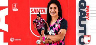 Fany Gauto, Independiente Santa Fe