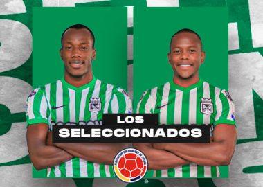 Los seleccionados, Baldomero Perlaza y Yerson Candelo
