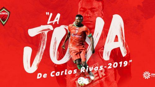 Carlos Andrés Rivas, Patriotas FC