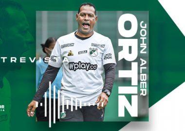 John Alber Ortiz, DT Deportivo Cali Femenino