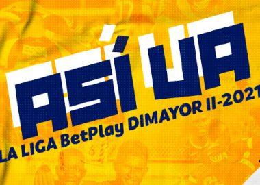 Resultados de la Liga BetPlay DIMAYOR II 2021