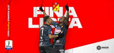 Deportivo Pereira finalista Deportivo Pereira finalista Copa BetPlay DIMAYOR 2021