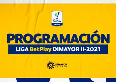 Programación Fecha 17 Liga BetPlay DIMAYOR 2021