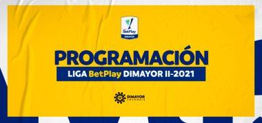 Programación Liga BetPlay Fecha 16
