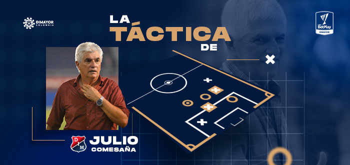 Julio Comesaña, técnico del DIM