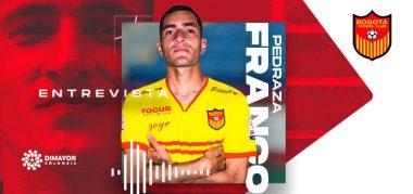 Franco Pedraza Bogotá FC
