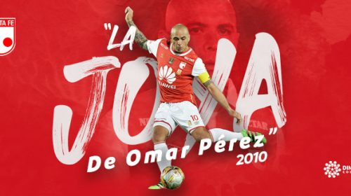 Omar Pérez, Independiente Santa Fe