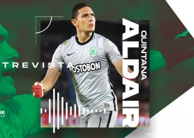 Aldair Quintana, Atlético Nacional