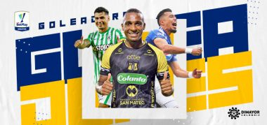 Goleadores Liga BetPlay 2021