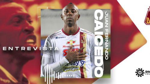 Entrevista Juan Fernando Caicedo