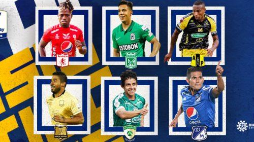Asistidores de la Liga BetPlay DIMAYOR II-2021
